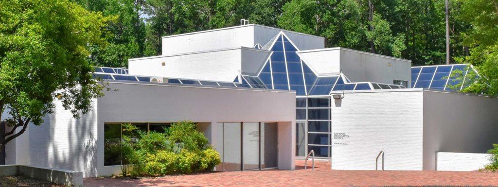 National Humanities Center building